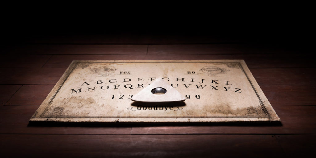 The Power of Ouija Boards