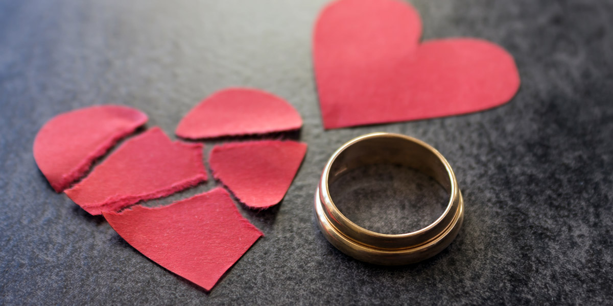 Why are Divorce Rates Increasing?