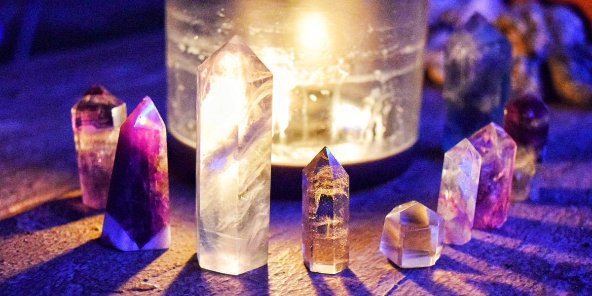 8 Crystals That Will Calm and Protect You