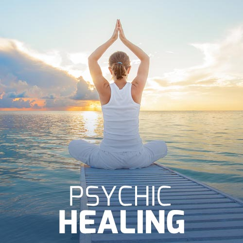 Psychic Healing Reading